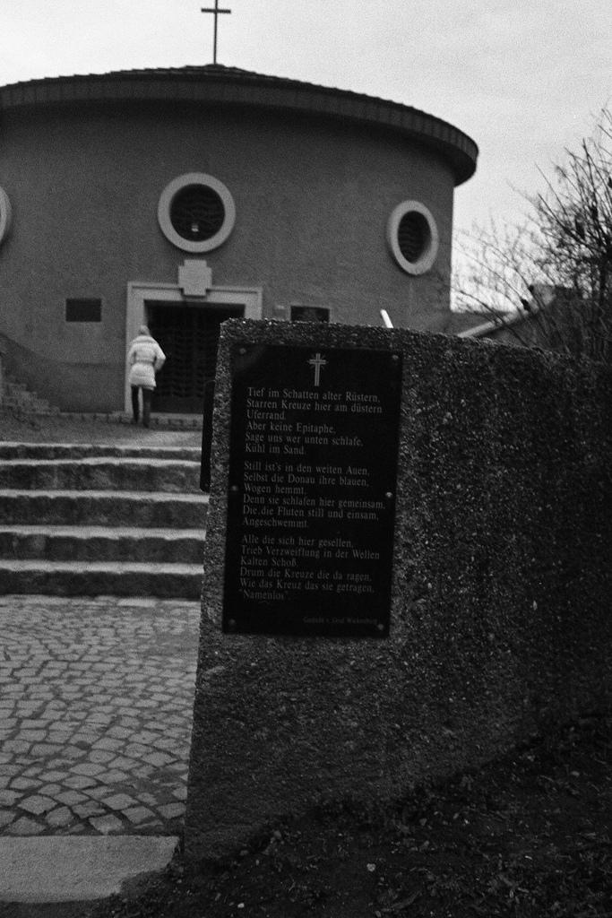 Friedhof der Namenlosen VI
