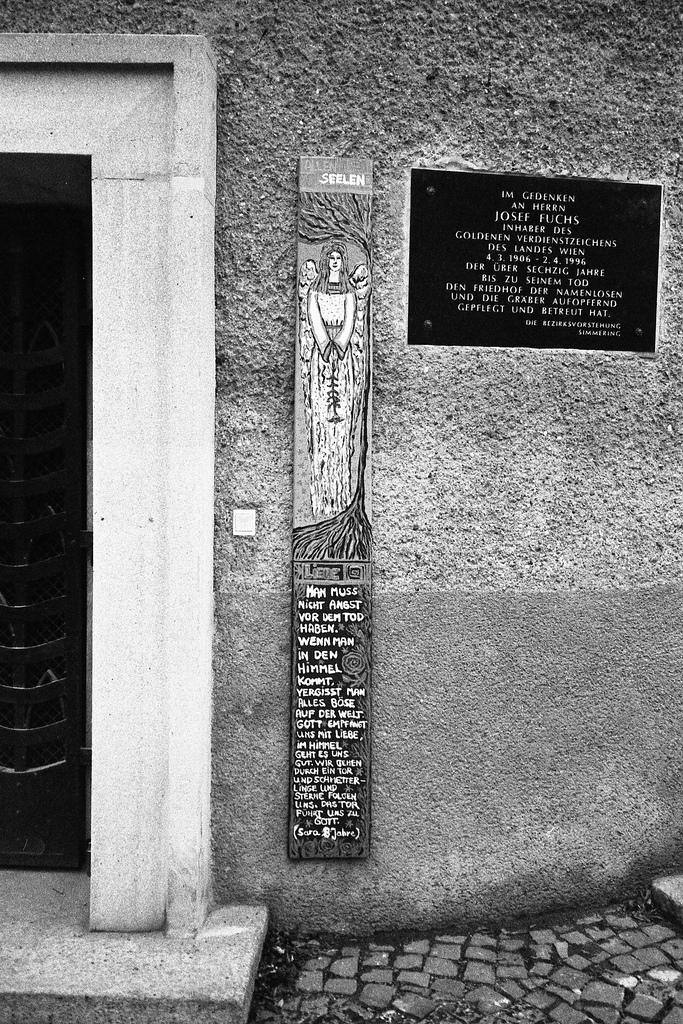 Friedhof der Namenlosen II