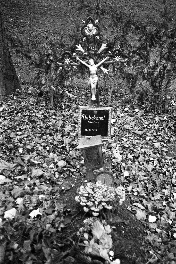 Friedhof der Namenlosen IV