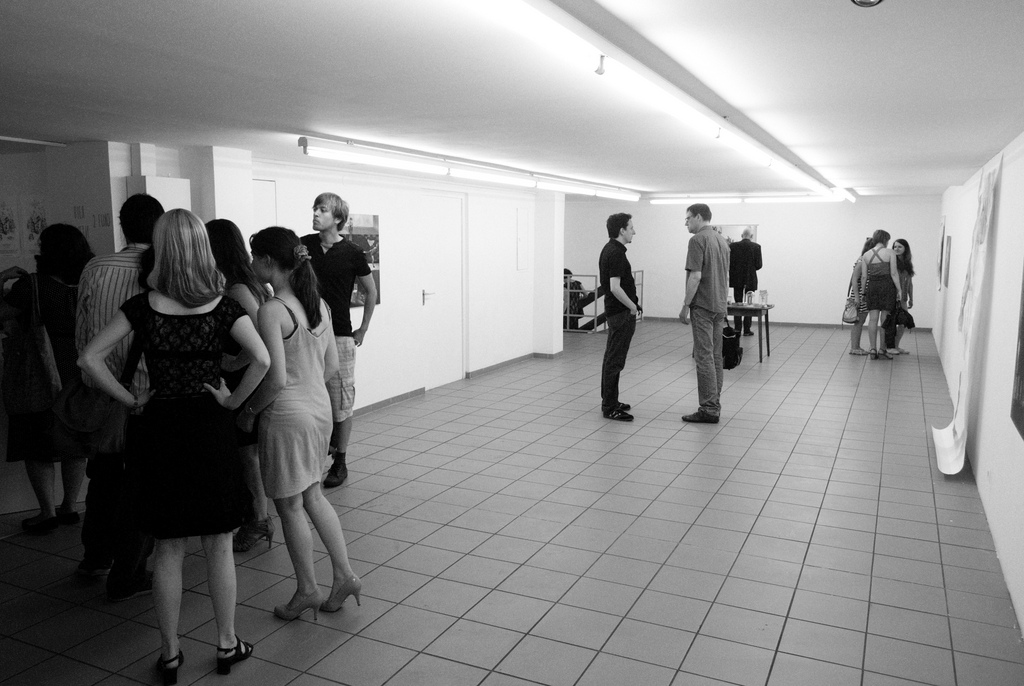 Verblonshen Vernissage