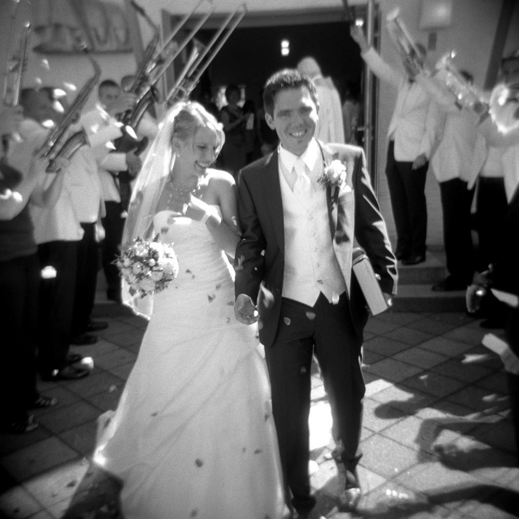 Hochzeit Caro und Uli