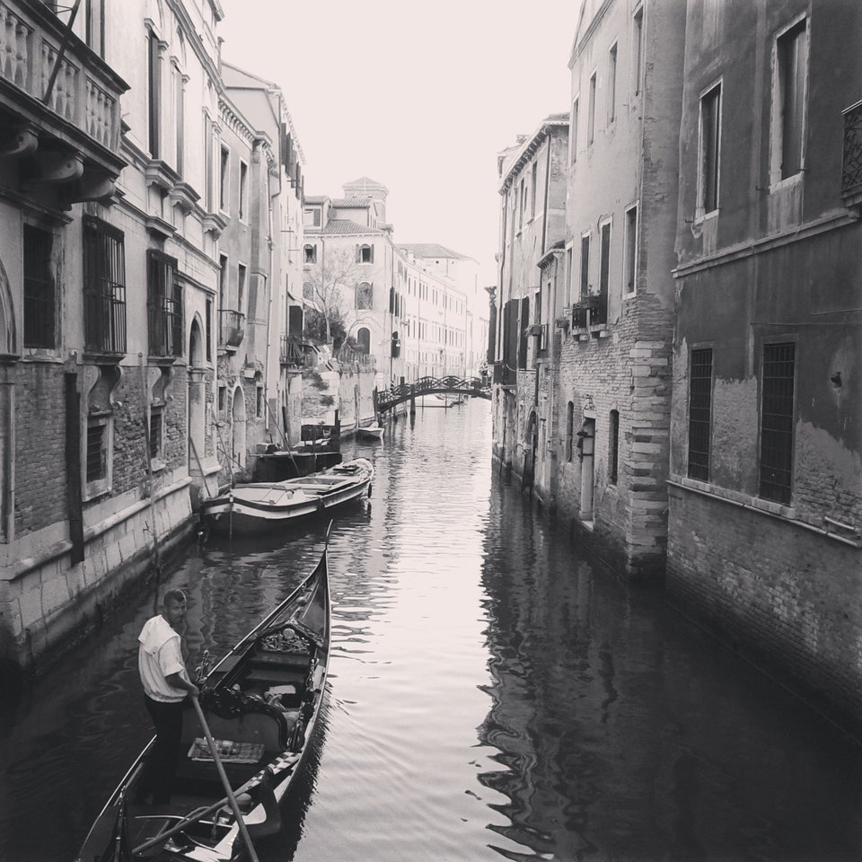 Venedig...