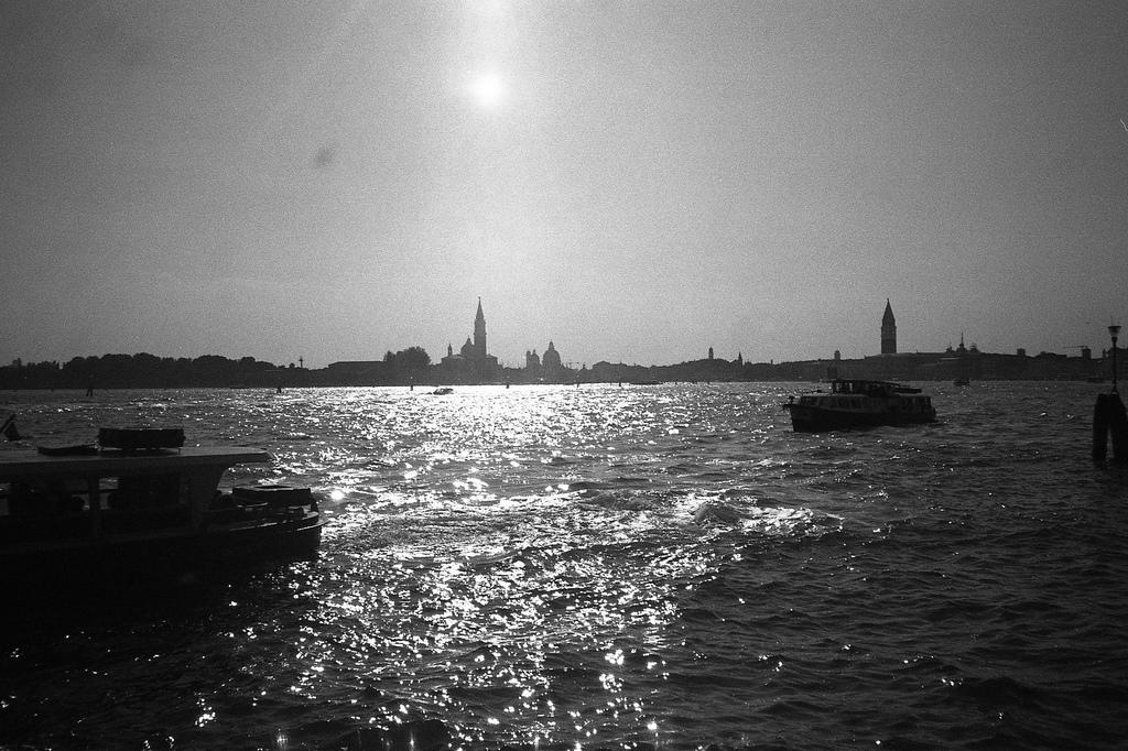 Noch mehr Sonne über Venedig
