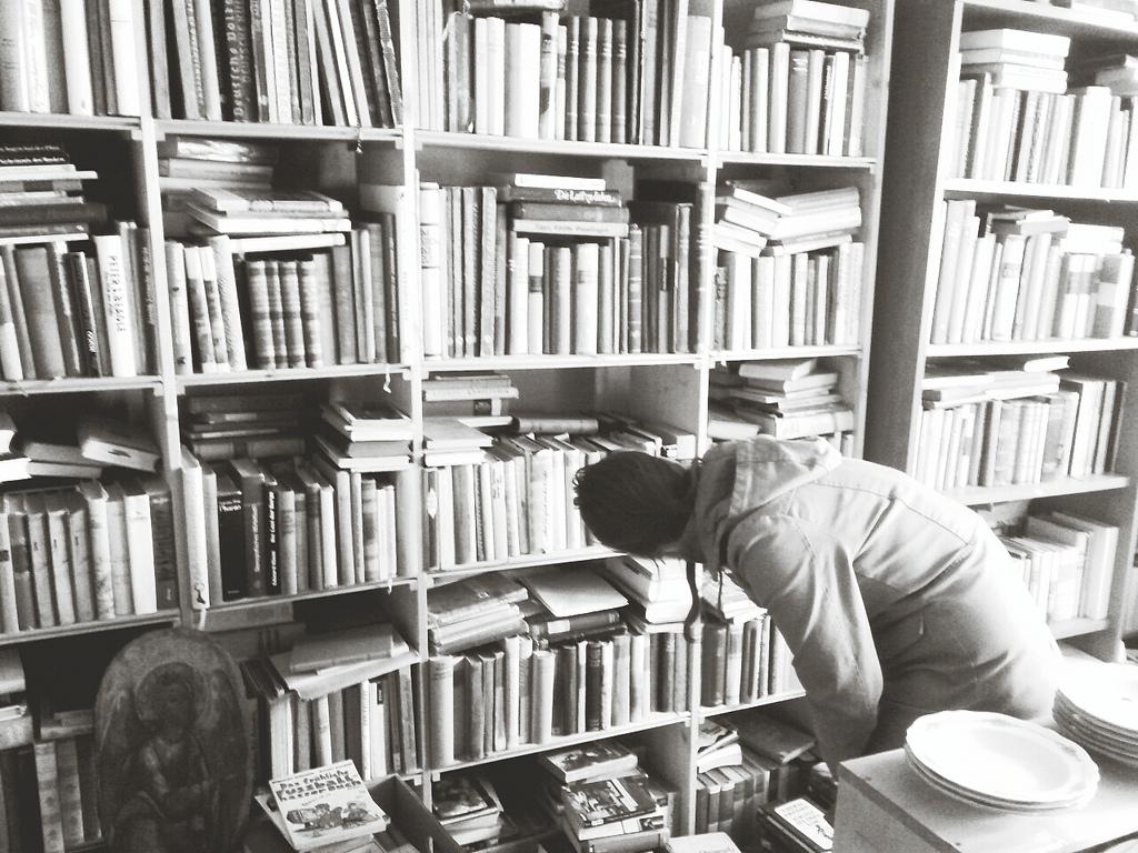 Wir haben auf rügen den tollsten Büchermarkt entdeckt. Ich bin ganz entzückt