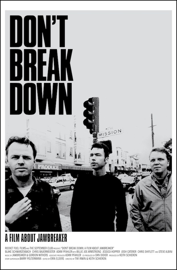 dont break down